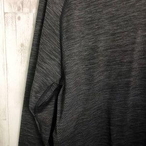 lululemon athletica Shirts - [Lululemon] Gray Metal Vent Tech Long Sleeve Tee